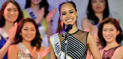 """Miss Japón no es """"suficientemente japonesa"""""""
