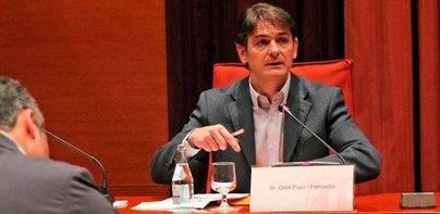 Oriol Pujol tilda la comisión de 'juicio político'