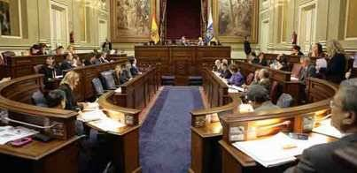 Aprobada la reforma del Estatuto sin el apoyo de PP y Grupo Mixto