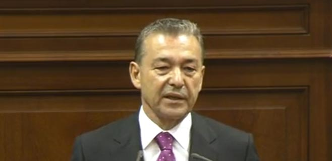 Rivero anuncia 31,5 millones para cubrir gasto social y crear empleo