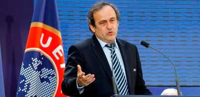 Platini es reelegido presidente de la UEFA
