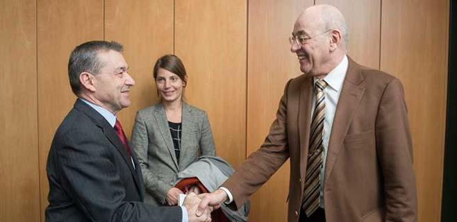 Alemania colaborará con Canarias para impulsar la FP Dual