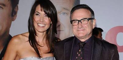 Viuda e hijos de Robin Williams se enfrentan por la herencia
