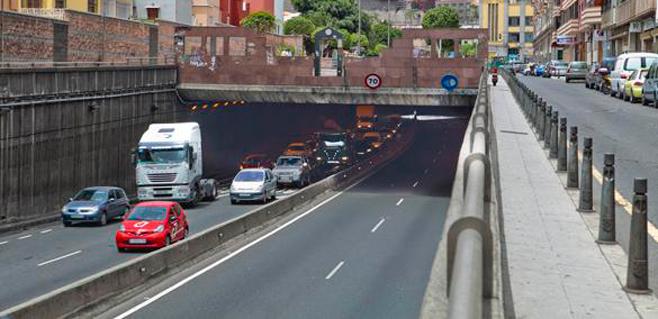 Los túneles de Julio Luengo vuelven a la