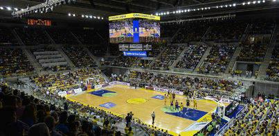 Activada la línea 'Baloncesto' para la Eurocup