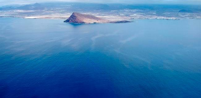 Confirman que no hay manchas de fuel cerca de Tenerife y La Gomera