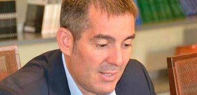 Clavijo resta credibilidad a la propuesta de Navarro de bajar el IGIC