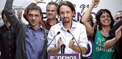 La película sobre Podemos llegará tras las elecciones