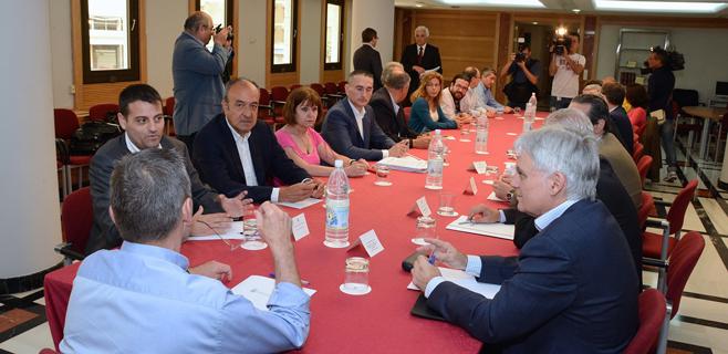 Constituida la comisión que abordará el nuevo Plan estrátegico del tomate
