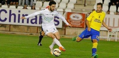Las Palmas pierde en Albacete