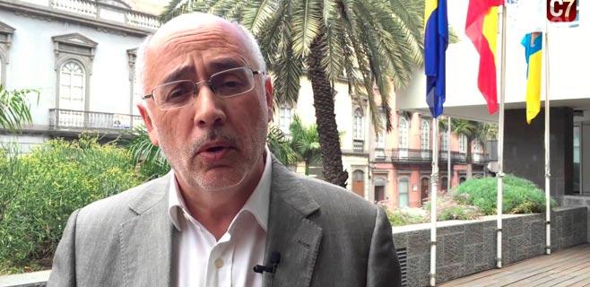 Morales le comunica a Podemos que no pactarán en el Cabildo