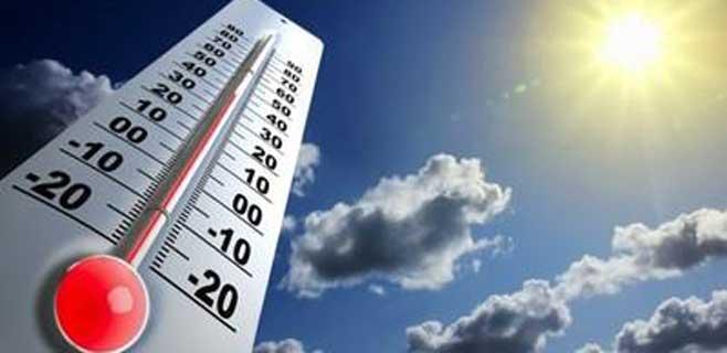 Resultado de imagen de alerta por ola de calor en el sahara