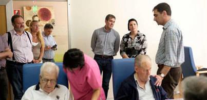 Clavijo 'aprobará' la ley de servicios sociales en los primeros 6 meses