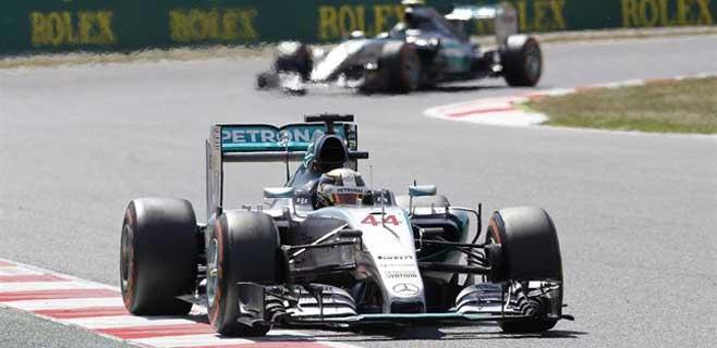 Rosberg se estrena en el Mundial