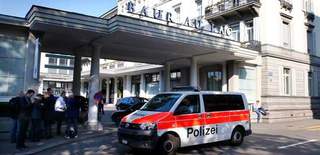 Arrestan en Suiza a varios altos cargos de la FIFA