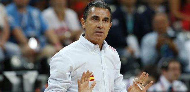 Scariolo vuelve a ser seleccionador español