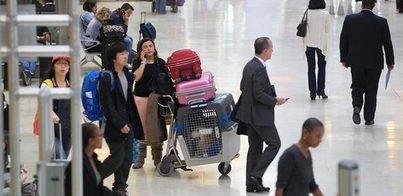 El gasto de los turistas extranjeros cae un 1% en Canarias hasta abril