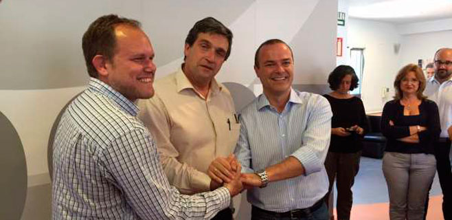 Documento de preacuerdo para ratificar el gobierno de Las Palmas
