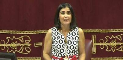 Darias apoya que los cabildos cedan espacio a los diputados autonómicos
