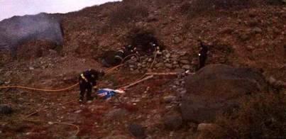 Una persona muere en una explosión en una cueva en Gran Canaria