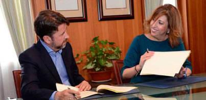 Cabildo y Puerto de la Cruz invertirán 1,9 millones en la mejora del municipio