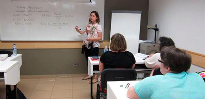 FSC Inserta celebra un taller de creatividad para discapacitados