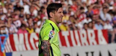 El juez mantiene la imputación de Messi