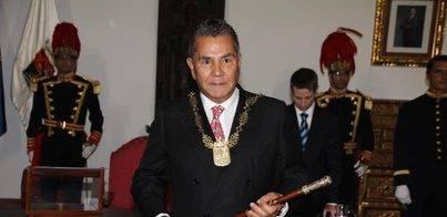 José Miguel Rodríguez Fraga es proclamado alcalde de Adeje