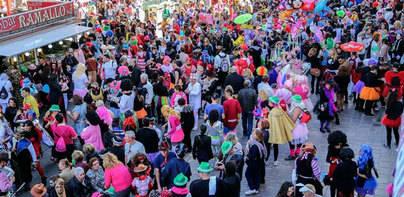 Caribe, Música disco y Los 80, posibles temas del Carnaval santacrucero
