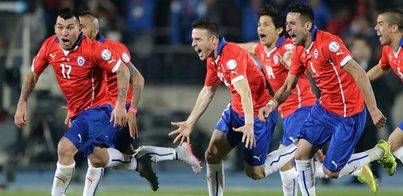 Chile se queda con la Copa América