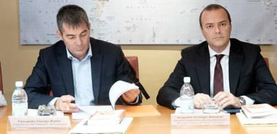 Clavijo se muestra 'satisfecho' tras la reunión con Rajoy