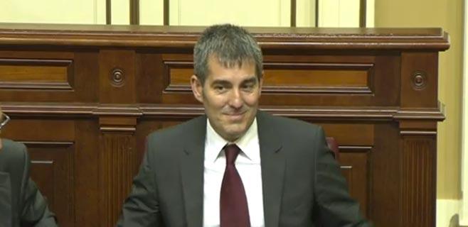Clavijo nuevo presidente del gobierno de Canarias