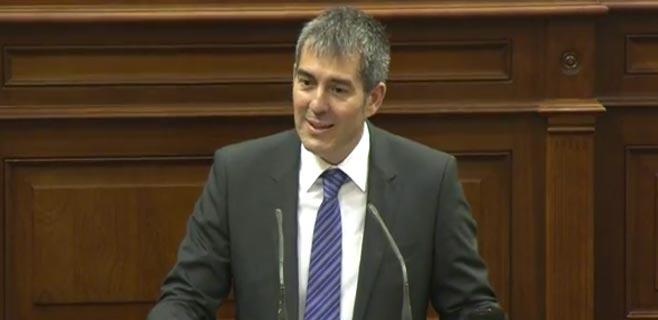 Fernando Clavijo anuncia la composición del nuevo Ejecutivo de Canarias