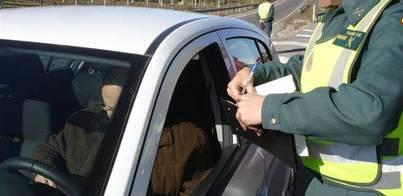El Estado recauda más de 5 millones en multas de tráfico
