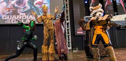 Alta participación el concurso cosplayer TLP Tenerife 2015