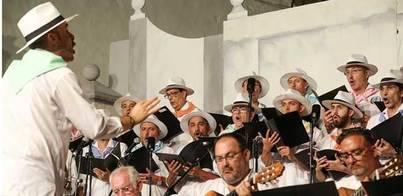 Habana Vieja y Nijota ganan el Festival de Habaneras