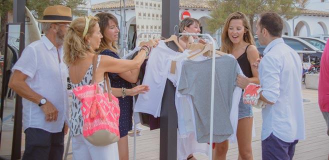 Surf, moda, tapas y música en directo en la Pop -Up Store de Rock Beach