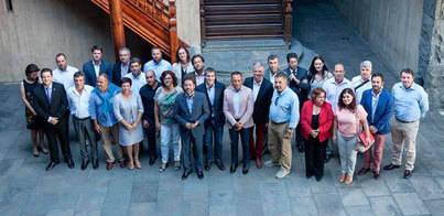 Ejecutivo, Cabildo y ayuntamientos acuerdan priorizar el cierre del anillo