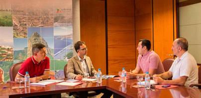 Ejecutivo regional y Cabildo reforzarán su cooperación para optimizar recursos