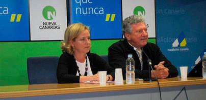 Oramas se muestra partidaria de la unión nacionalista en las Generales