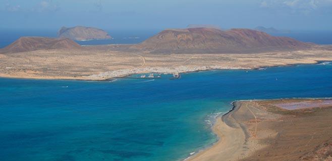 La Unesco incorpora Lanzarote y el Archipiélago Chinijo a la Red de Geoparques