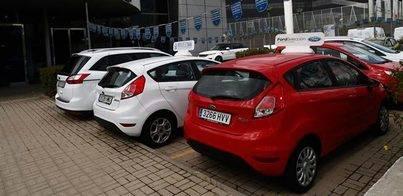 Las ventas de coches usados crecen un 9,8%