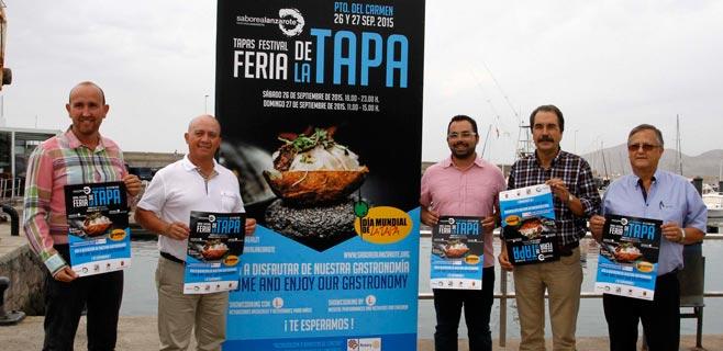 'IV Feria de La Tapa' de Saborea Lanzarote