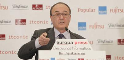 """Linde advierte del riesgo de un """"corralito"""" en Cataluña"""