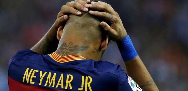 Neymar, acusado de evasión de impuestos