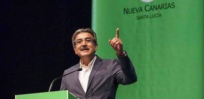 Rodríguez: Clavijo fomenta 'la división y el enfrentamiento' entre los canarios