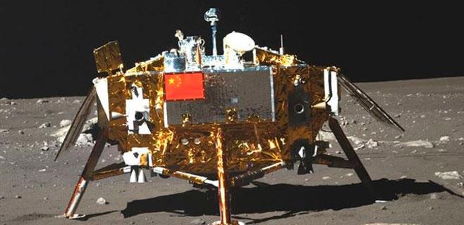 China tiene un telescopio en la Luna desde hace 2 años