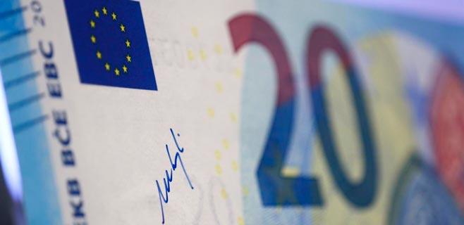 ¿Cómo es el nuevo billete de 20 euros?