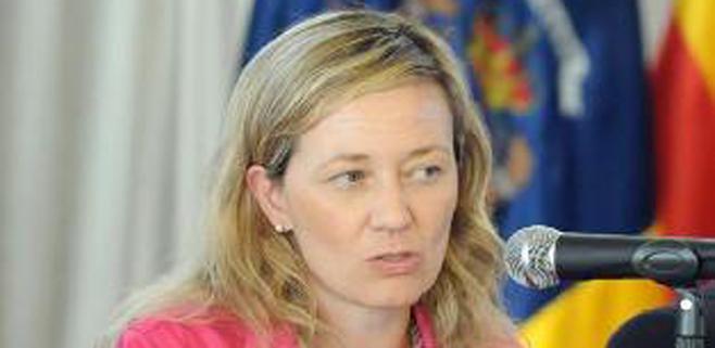 Victoria Rosell liderará la lista de Podemos por Las Palmas