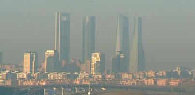 Madrid limita la velocidad vial por la contaminación